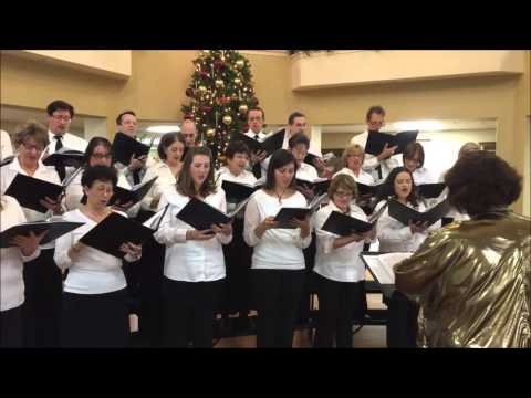 """The Singers for Goodness' Sake - Various Themes on """"Fa La La"""" (Arr. Bridwell)"""