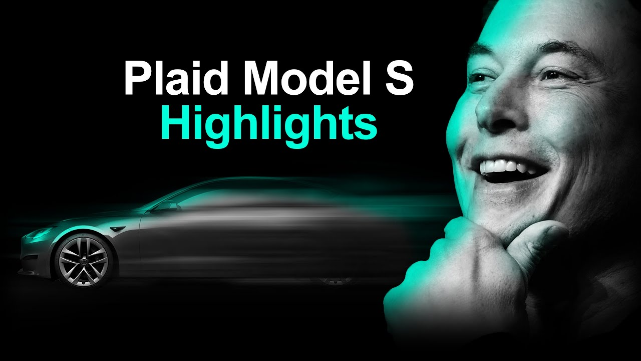 HIGHLIGHTS: Tesla Model S Plaid Delivery Event