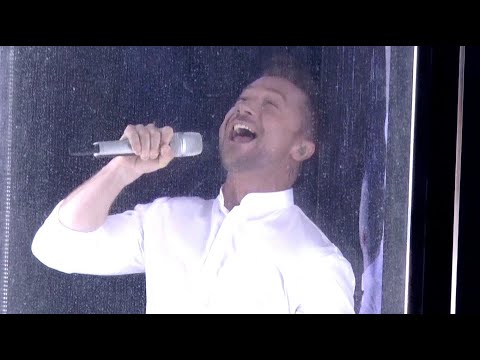 ESC 2019: Sergey Lazarev (Russia) - Scream - SECOND REHEARSAL