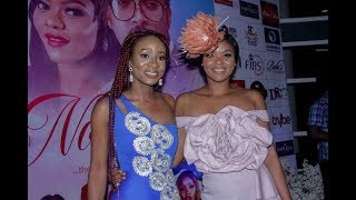 BBNaija's Teddy A, Anto, BamBam, Bolanle Ninalowo and Others at the 'No Budget' Movie Premiere