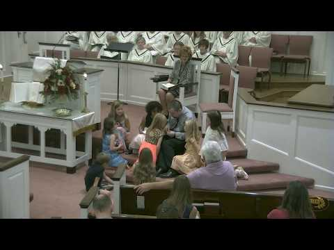 First Baptist Church Rutherfordton: Service 9/30/18