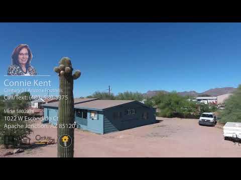 Apache Junction Home For Sale: 1022 W Escondido Ct