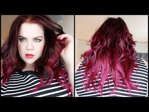Hair Dying Tutorial: How I Dye My Hair Extensions