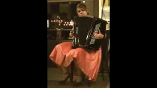 Lucia Genilloud - Opale Concerto - accordéon