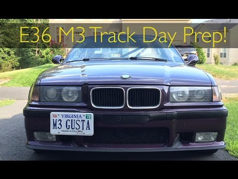 BMW E36 M3 Track Car Gets a Mishimoto Radiator!!!