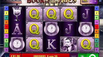 Book of the Ages online spielen - Merkur Spielothek / Bally Wulff