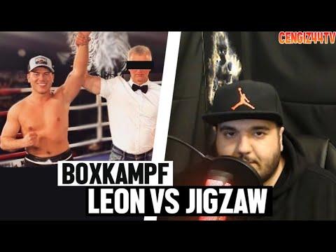Cengiz44TV   Leon vs Jigzaw   Was ich von dem ganzen kram halte   Jigzaw feige ?