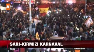 Şampiyon Galatasaray - atv Ana Haber Video
