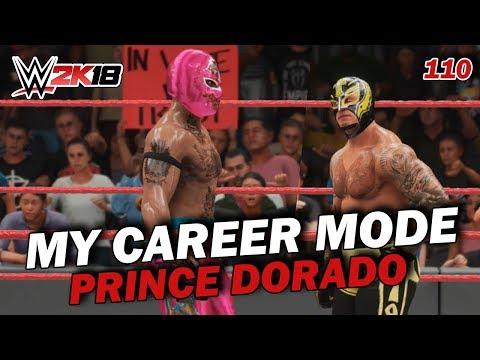 WWE 2K18 - My Career: #110 - A RIVALIDADE DOS SONHOS