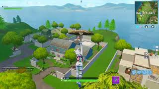 FORTNITE RUBBER DUCK IN SNOBBY SHORES LOCATION WEEK 3 CHALLENGES SEASON 4