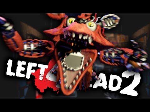 HUNTED BY FOXY!   Left 4 Dead 2 (Mods) #1