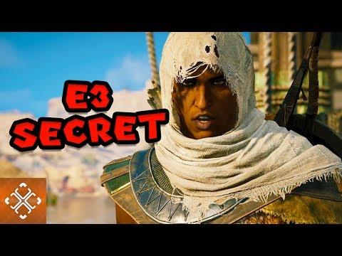 10 Assassin's Creed Origins Secrets That E3 Didn't Show You