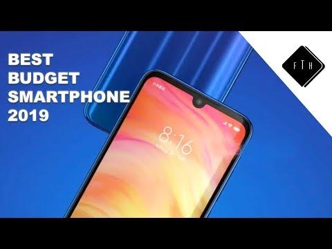 BEST  BUDGET SMARTPHONES 2019!  THE TOP 5