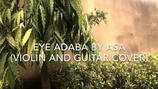 EYE ADABA Violin and Guitar cover