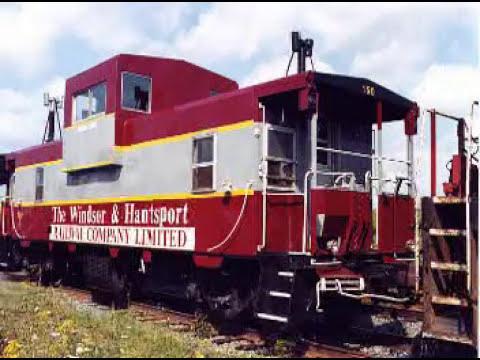 All Change! From CP's Dominion Atlantic Railway to the Windsor & Hantsport Railway Company