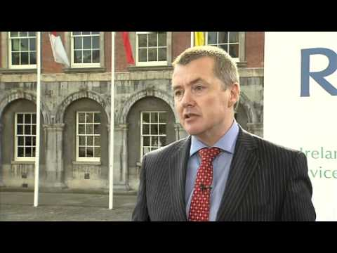 Interview with Willie Walsh at the Global Irish Economic Forum 2011.