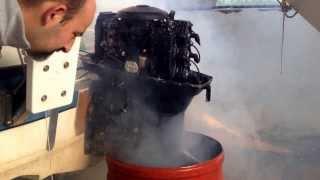 Non solo barche - Yamaha 40cv 2 stroke marine engine