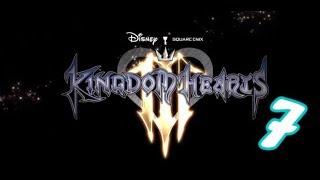 Recuperamos a nuestro compañero 🐷!!! Kingdom Hearts 3 episodio 7
