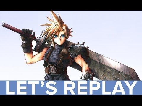 Final Fantasy 7 - Eurogamer Let's Replay