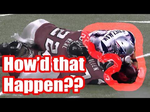 Top 10 Luckiest Plays in NFL Football | #2