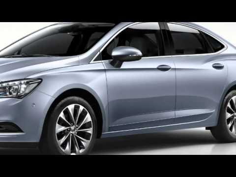 2017 Buick Verano Car Classification