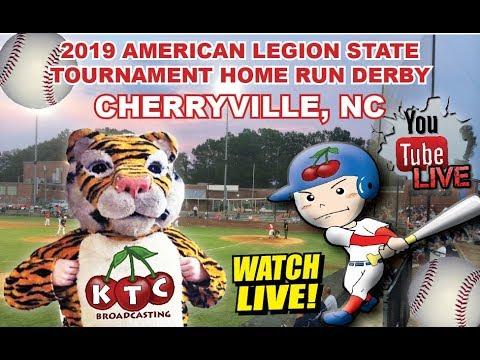 Home Run Derby - 2019 NC American Legion State Tournament