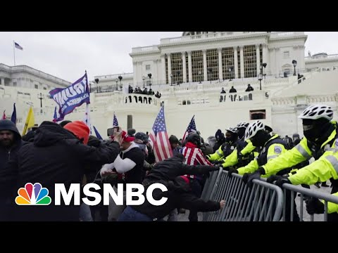 Senate Report Highlights Security Failures Tied To Capitol Riot