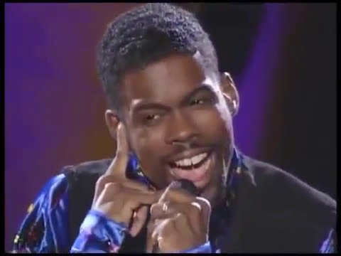 Chris Rock - a woman always has 2 guys in her life