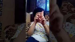 Advitha cute dubsmash by priya variyar
