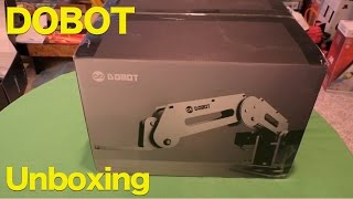 Dobot Robotic Arm For Everyone - Full Unboxing