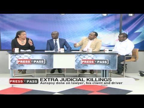 PressPass: Extra judicial killings
