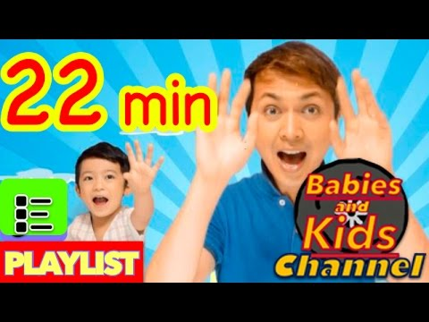 I HAVE TWO HANDS PLAYLIST | Babies and Kids Channel | Nursery Rhymes for children and toddlers