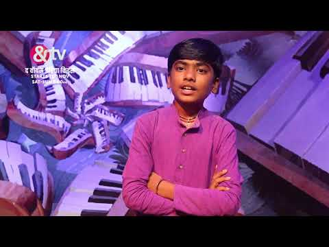 Meet Ayush Kalam Rajput | The Voice India Kids
