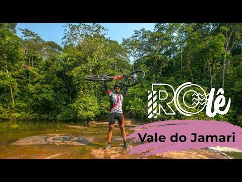 ROlê - Episódio 05 - Juraci Junior Conhece Aventuras E Cachoeiras No Vale Do Jamari Em Rondônia