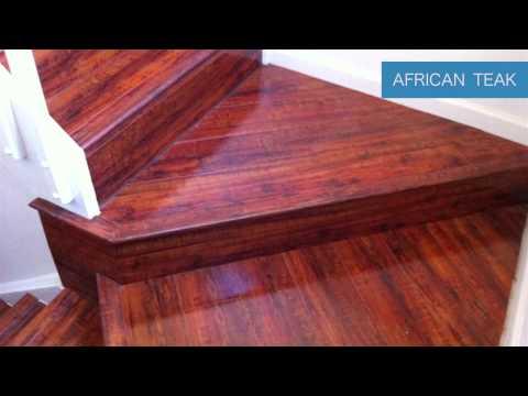 African Teak Laminate Flooring | USA Laminate Flooring | Miami - Sunrise, Fl