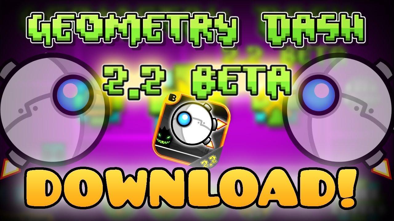 apk geometry dash 2.2 full version
