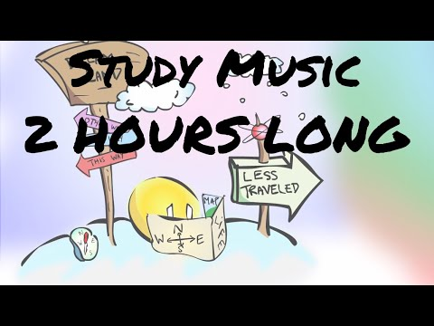 2 Hour Nonstop Music for studying: Study Music, Relaxing Music, Sleep Music, Sad Music :(