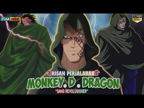 """KISAH PERJALANAN MONKEY .D. DRAGON  """"SANG REVOLUSIONER"""""""