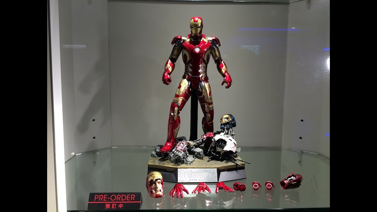 """""""First Look"""" Iron Man MK43 Avengers 2, Age of Ultron - YouTube"""