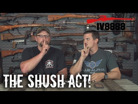 Gun Gripes #133: The SHUSH Act, HPA Update, the NRA and More...