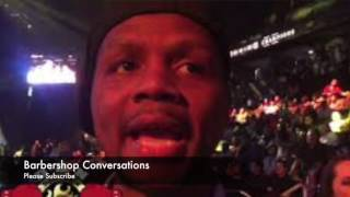 World Champion Nate Campbell says GOlden Boy is more racist than The Al Haymon N!GGER emails