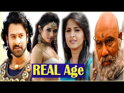 Thumbnail: Real age of Baahubali 2 |The Conclusion | Movie's Actors & Actresses 2017