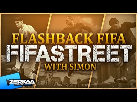 FIFA STREET WITH SIMON
