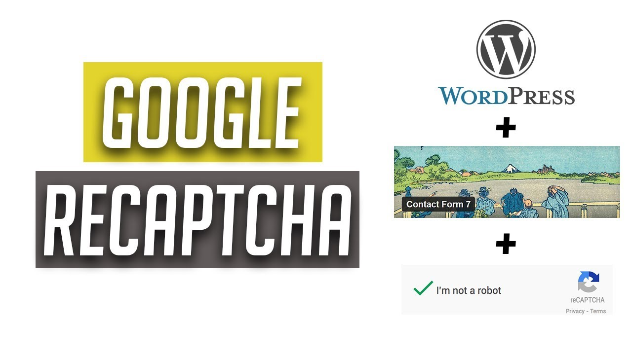 how to add recaptcha in contact form 7