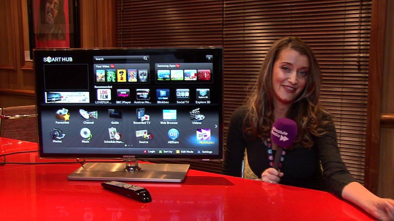 tv now samsung smart tv
