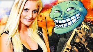 Mr. Steal Your Girl TROLLING on Advanced Warfare! (Cheating Girlfriend)