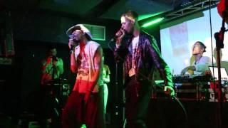 No Wyld Performs Shade Feat KAMAU In Brooklyn