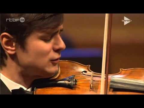 Oleksii Semenenko | Mozart | Concerto No. 5 | 2015 Queen Elisabeth International Violin Competition
