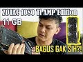 Unboxing Zotac GTX 1080 Ti AMP Extreme Edition 11 GB - Bahasa Indonesia