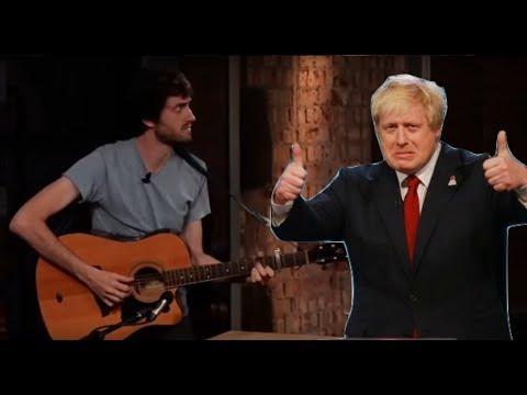 Jay Foreman - Boris Johnson Nightmare